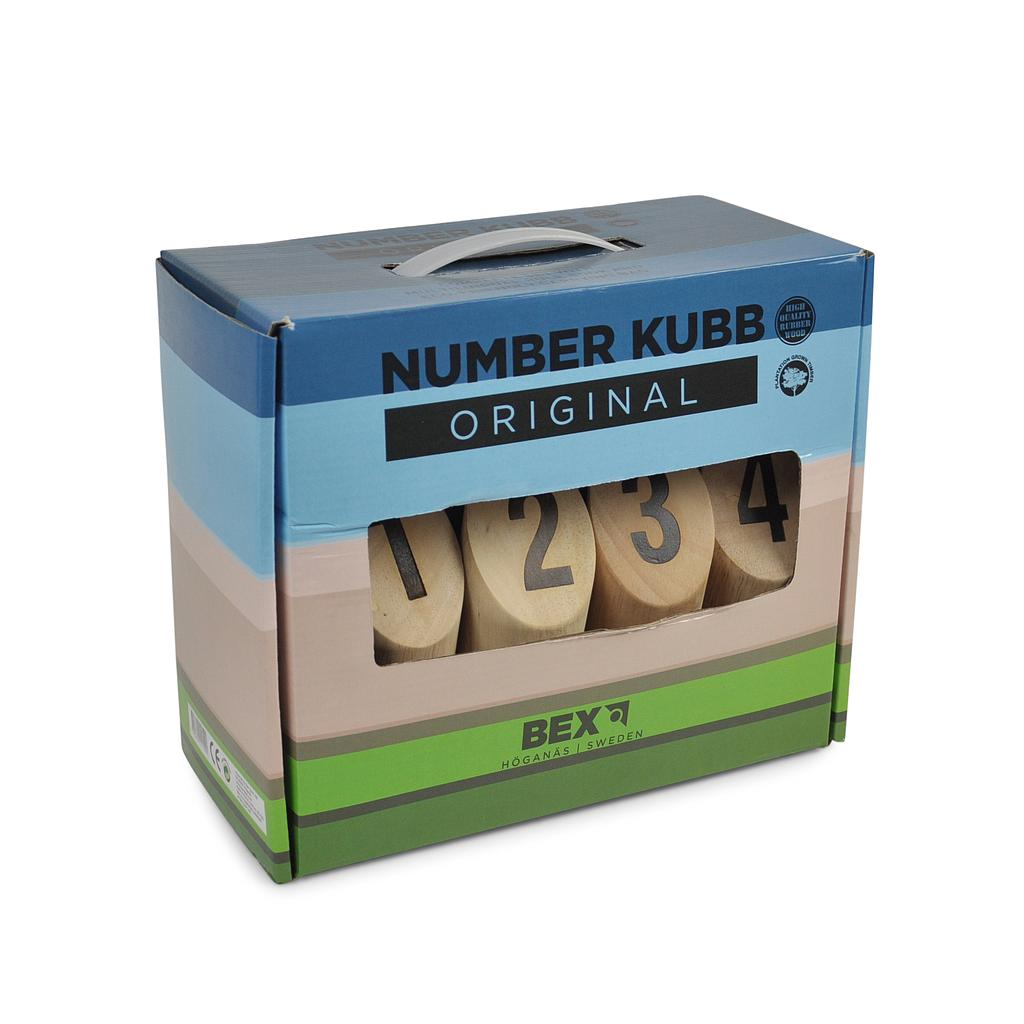Number kubb original 511150