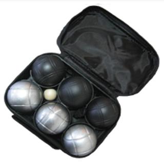 6 jeu de boules ballen in tas 010207