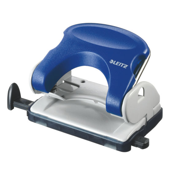 Leitz Perforator 5038 1,6mm blauw