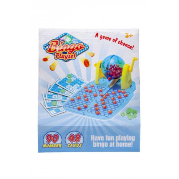 Bingo spel compleet met 48 kaarten 7072