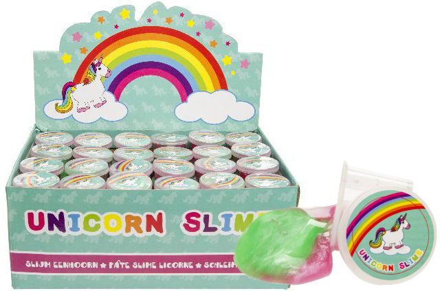 72 unicorn slime in display 9474