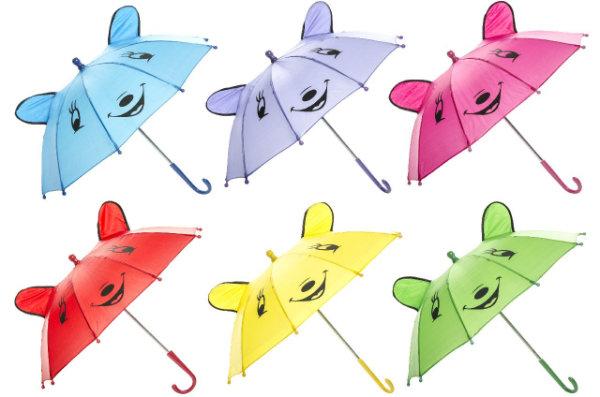 Paraplu dieren 30 cm 6 ass. 3508