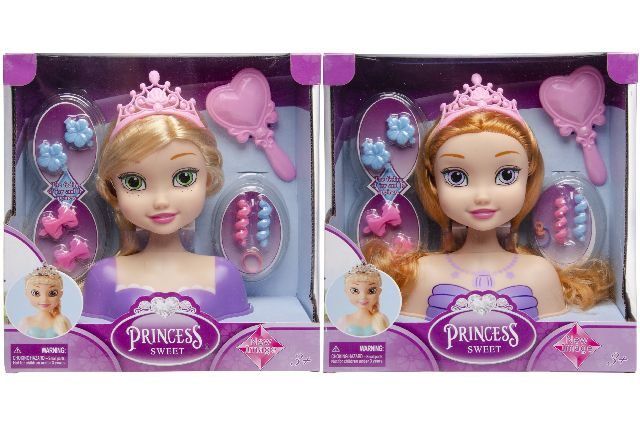 Opmaakpop Princess sweet in doos 1008
