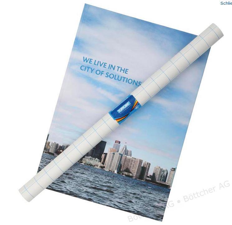 Kaftplastic zelfklevend 40*200 40551