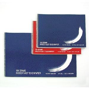 10 schetsboek professioneel 24x32 894126