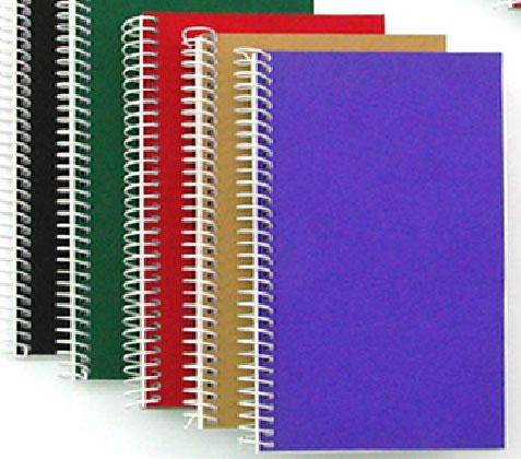 10 Spiraalnotitie boek165X105mm 50V.8944