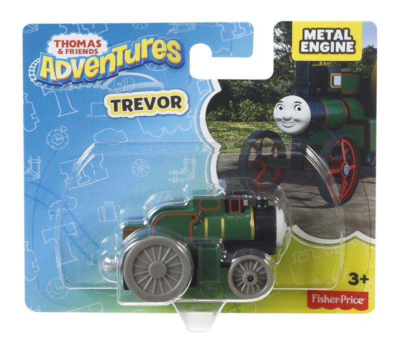 Thomas and fr.small trevor tractor DXR90
