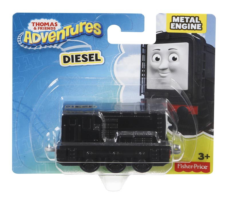 Thomas and fr. small diesel DXT31