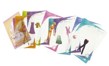 I-Design navulcards pack M4815