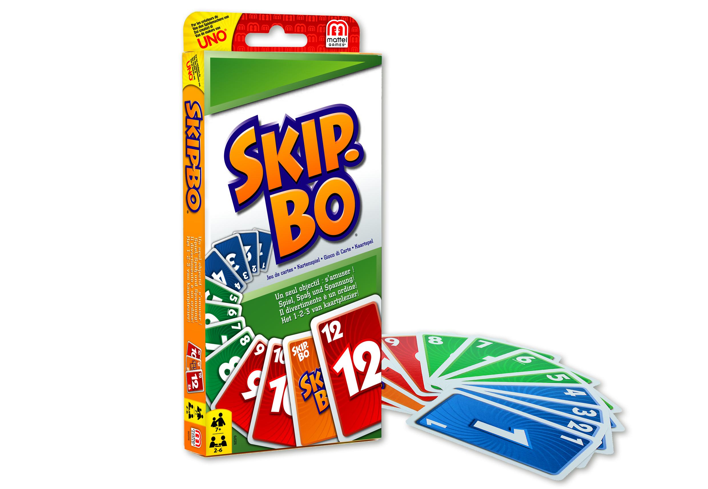 Skip. Bo kaartspel 52370