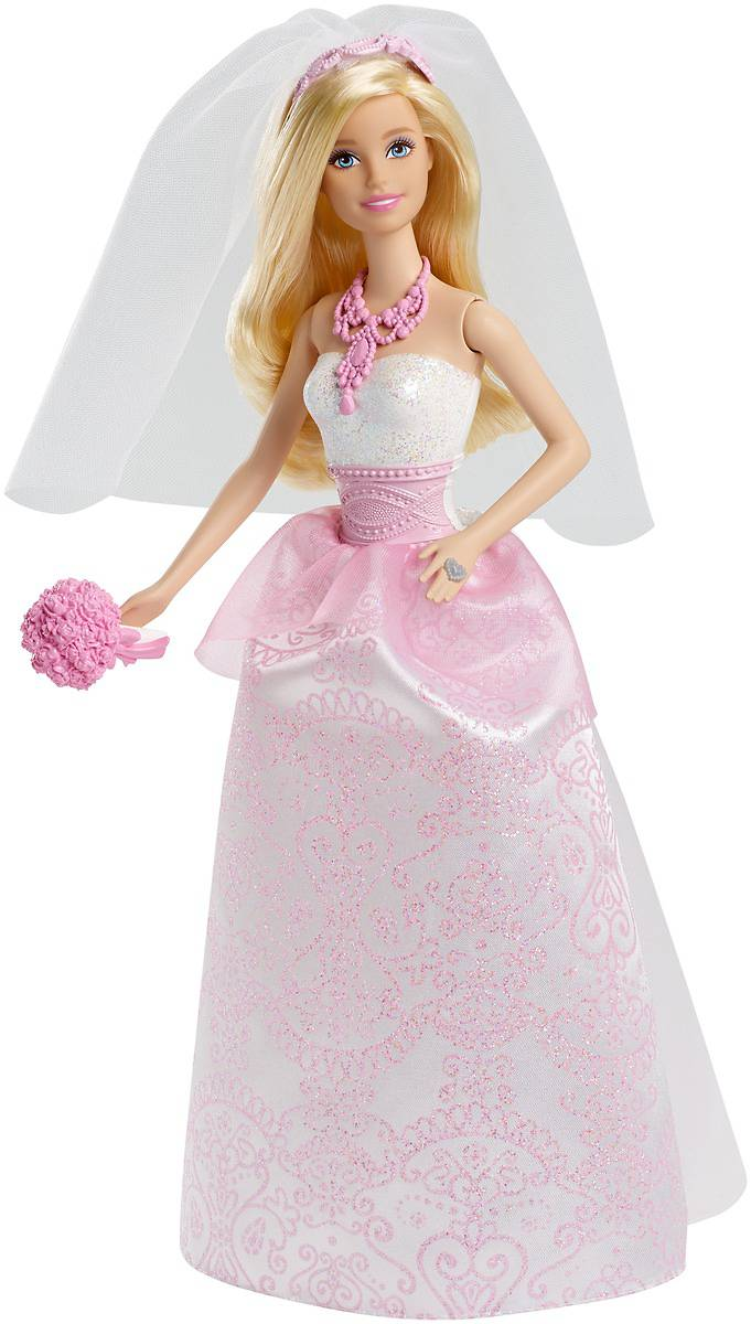 Barbie bruid CFF 37