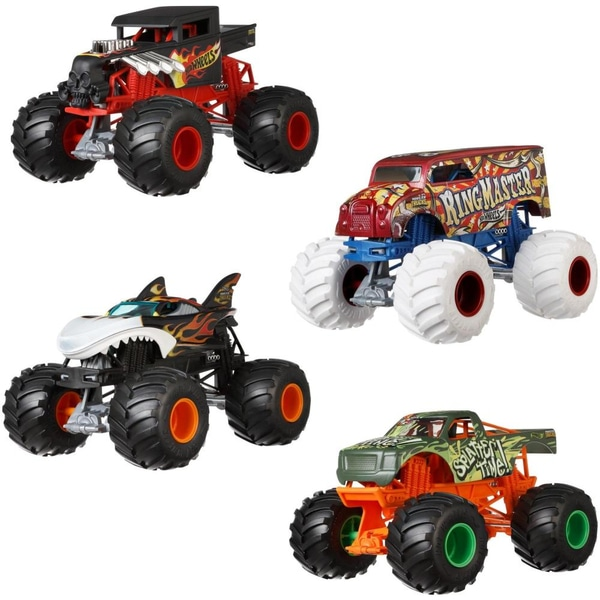 Hotwheels monster truck 1:24 FYJ83