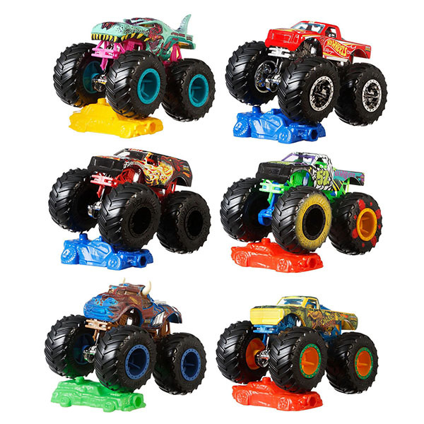 Hotwheels monster truck 1:64 ass. FYJ44