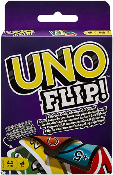 Uno flip kaartspel GDR44