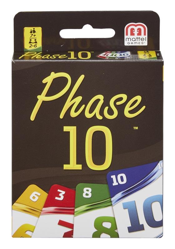 Phase 10 spel FFY05