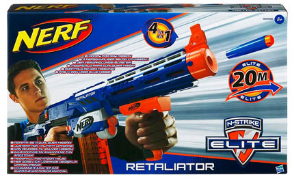 N-strike elite retaliator 98696