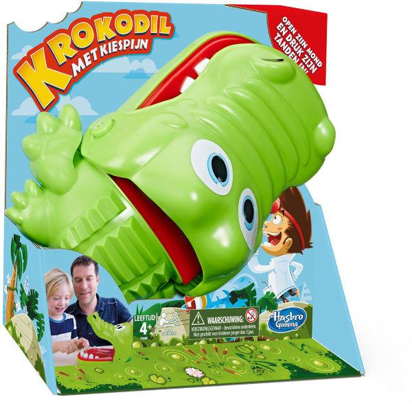 Krokodil met kiespijn B0408104