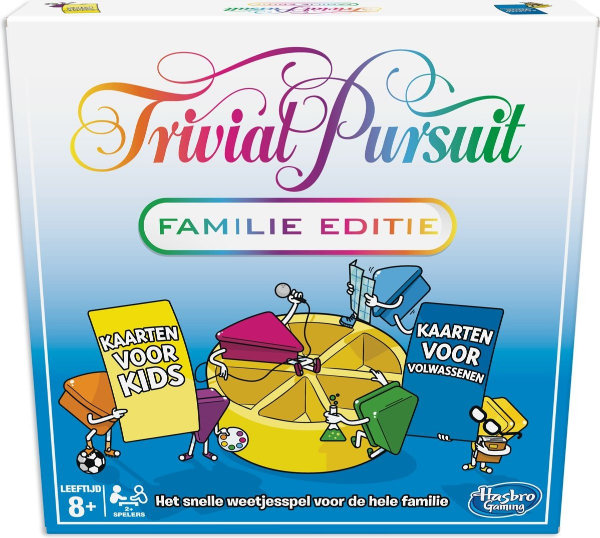 Trivial Pursuit Family Editie