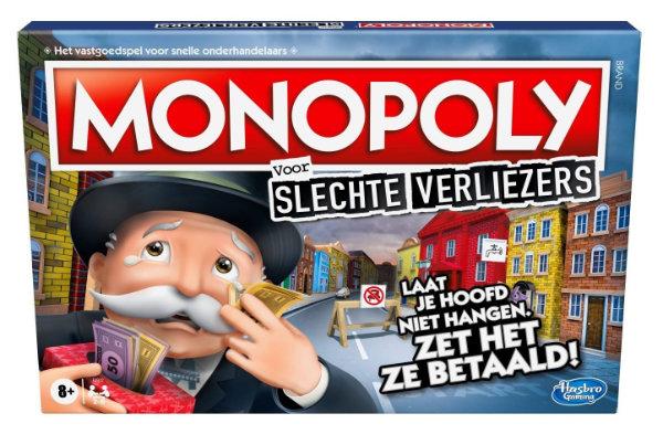 Monopoly slechte verliezers E9972104