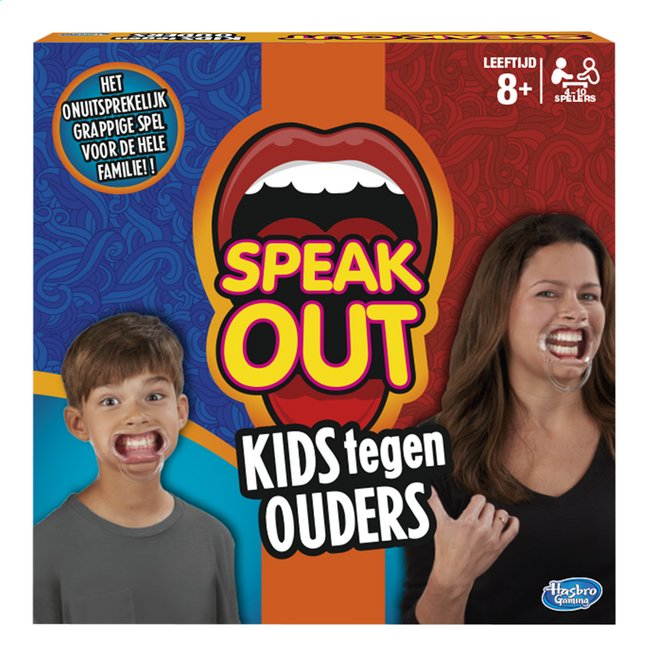 Speak out kids tegen ouders C3145104