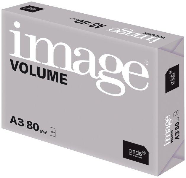 500 v. Kopieerpapier A3 80 gr. wit image