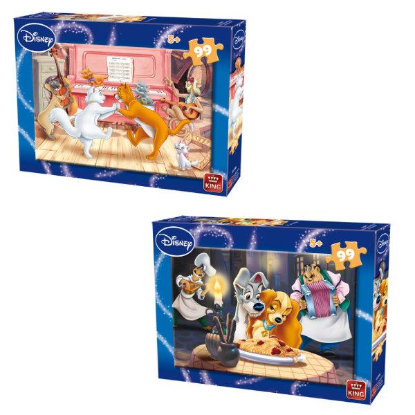 99 st. puzzels Aristocats 05694