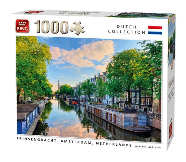 King puzzel 1000 st.Prinsengracht 55867