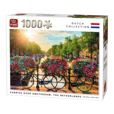 King puzzel 1000 st. 05721