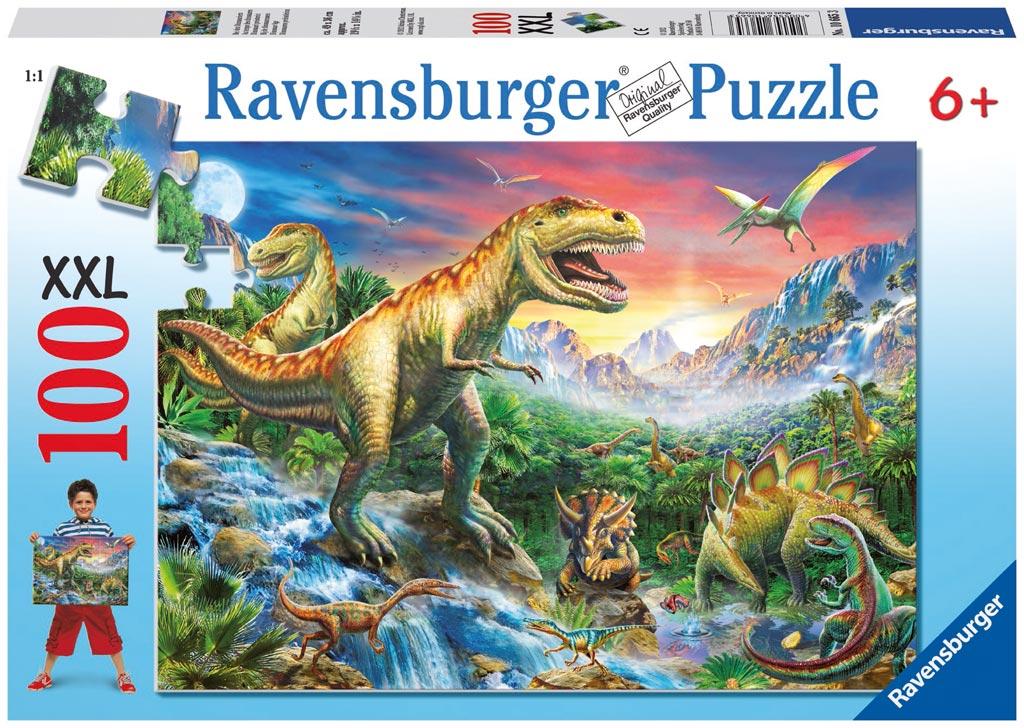 Bij de dinosaurussen 100 XXL 106653