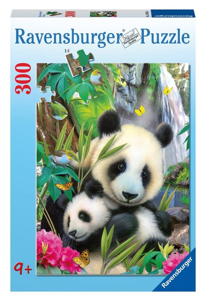 Lieve panda 300 st. 130658