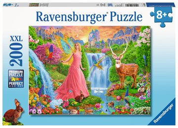 Ravensburger puzzel 200 XXL 12624 8