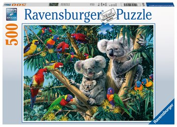 Ravensburger puzzel 500 st. 14826 4