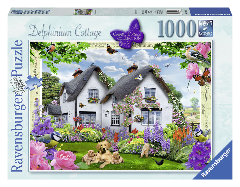Delphinium cottage 1000 st. 194964