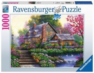 Ravensburger puzzel 1000 st. 15184 4