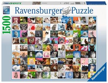 Ravensburger puzzel 1500 st. 16235 2