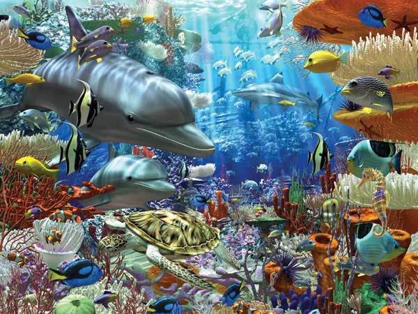 Leven onder water 3000 17027