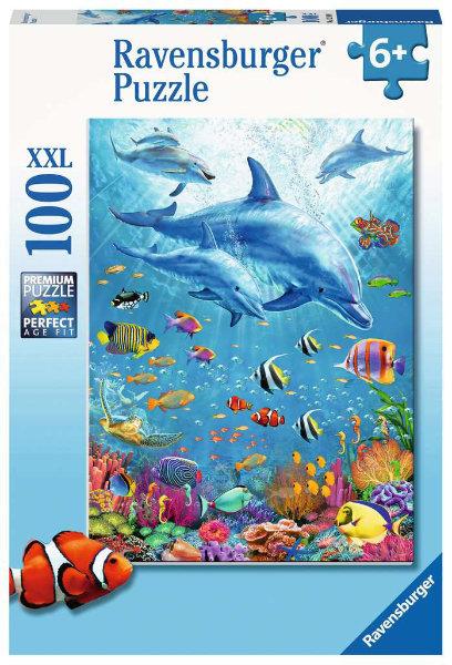 Ravensburger puzzel 100 XXL 128891