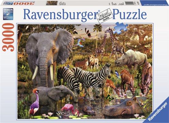 Afrikaanse dierenwereld 3000st.17037