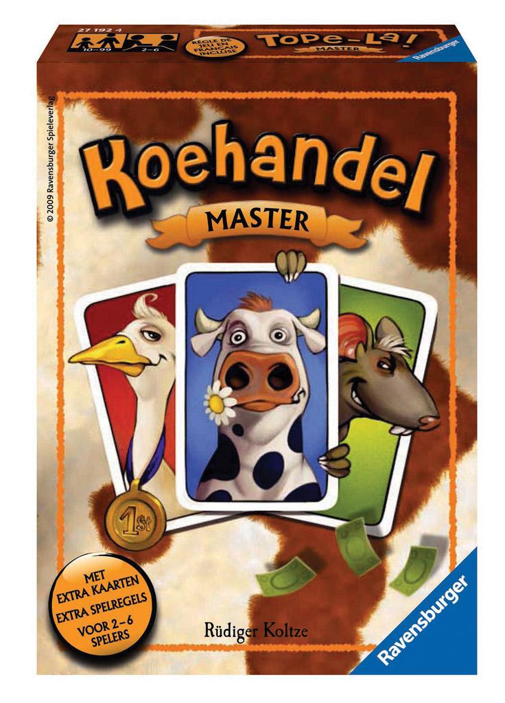 Koehandel master 207701