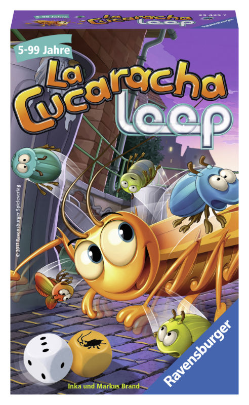 La cucaracha loop pocketspel 234257