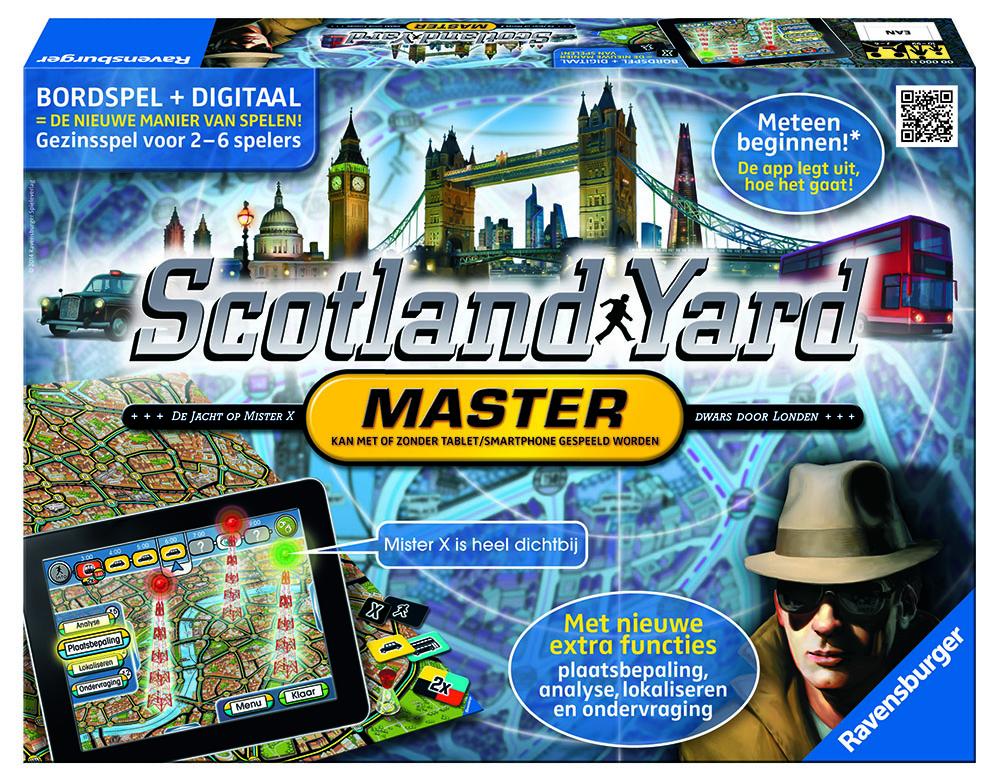 Scotland yard master 266418