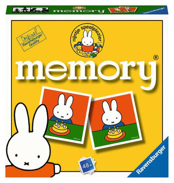 65 jaar Nijntje mini-memory 205899