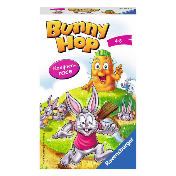 Bunny hop pocketspel 232994