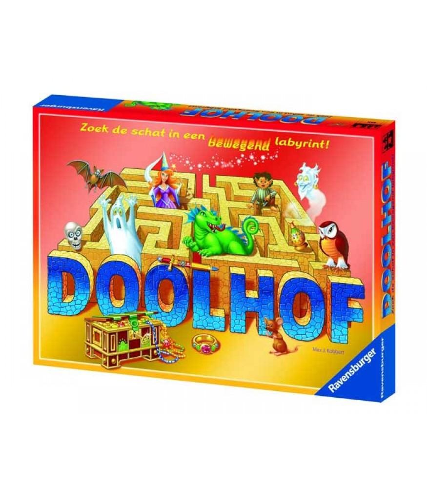 Ravensburger Doolhof bordspel 264421