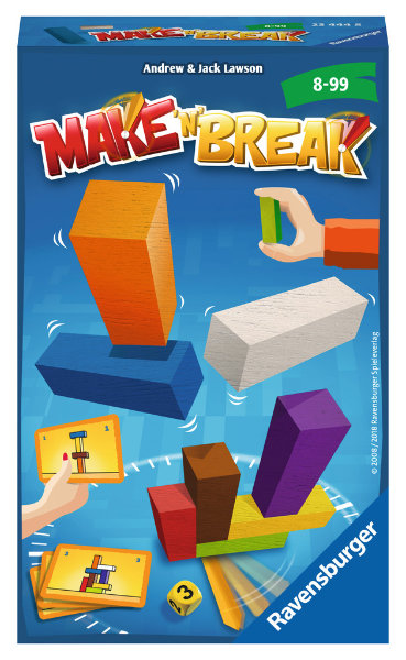 Ravensburger Make n break pocket 23444.8