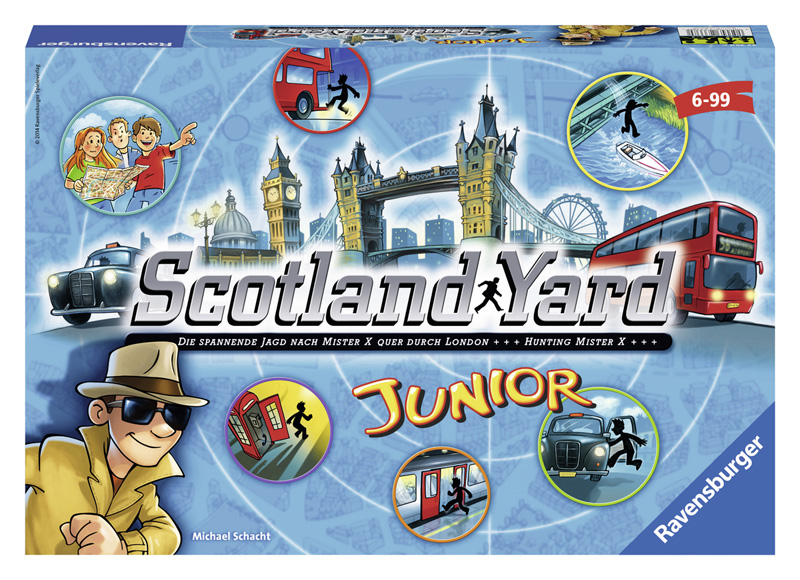 Scotland yard junior 222896