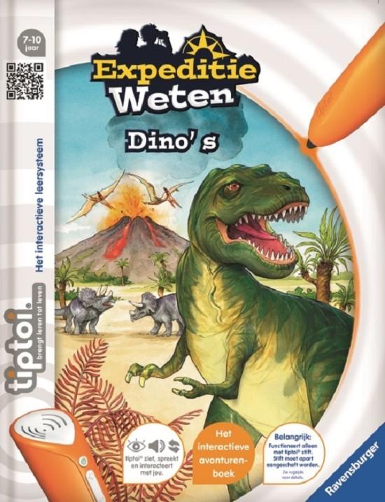 Tiptoi expeditie weten dinos 00618