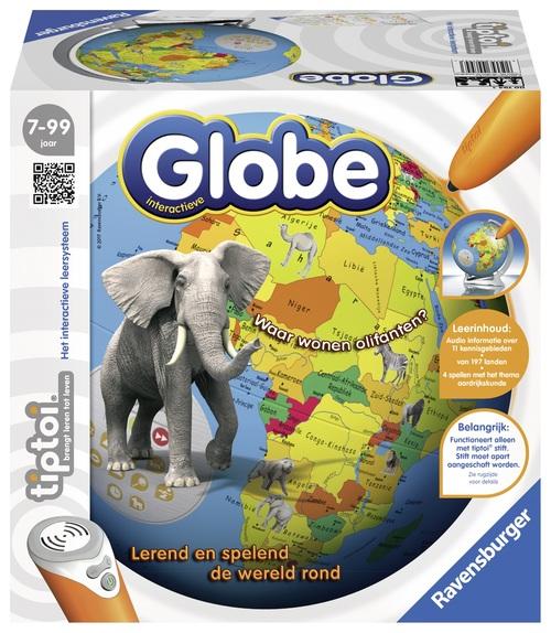 Tiptoi interactieve globe 007943