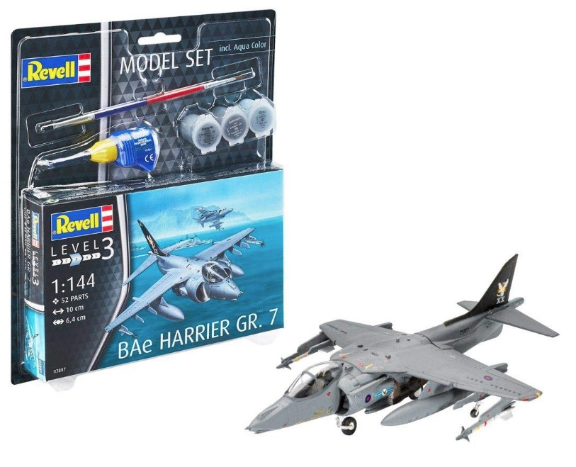 Model Set BAe Harrier GR.7 63887