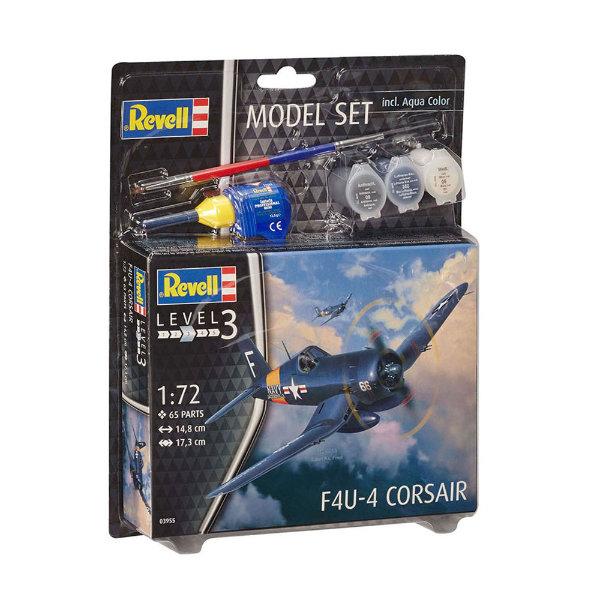 Model set F4U-4 Corsair 63955 1:72